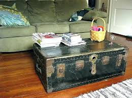 vintage trunks for old trunk coffee table medium size of vintage trunks e table table old trunks for