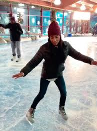 """Ho! Ho! Holiday Viewing! ar Twitter: """"The cast of CHRISTMAS OF MY MIND  skating into their second week of filming in Ft. Langeley, British  Columbia. Donna Benedicto shared these shots at the"""
