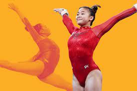 Olympic Gymnast Suni Lee Shared the ...