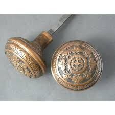 Antique Door Knobs Vintage Door Knobs In Home Ideas Style Antique
