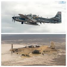 At 6b Texan Ii Light Attack Aircraft Usaf Moving Forward On Light Attack With Presolicitation