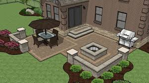 Paver Patio Design Ideas build chic paver with paver patio design ideas in curve patio design patio paver design