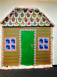 decorate office door for christmas. Photos Of Gingerbread House Office Door Decorations Decorate For Christmas I