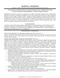 Construction Contract Administrator Resume Sample Best Construction Contract Administrator Resume Sample Contracts 2