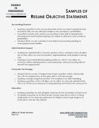 Resume Objective Examples Extraordinary Resume Example Career Objectives Writing Resume Objective Examples