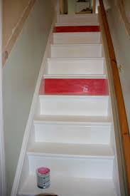 Painted Stairs Stairs B L O G M A T T