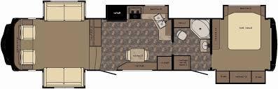 2 Bedroom 5th Wheel Floor Plans Unique Two Bedroom Rv House