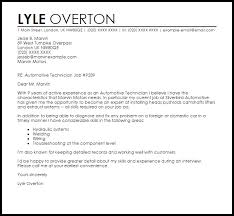 Apprentice Cover Letter Job And Resume Template Best Solutions Of
