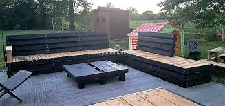 recycled pallets outdoor furniture. Plain Outdoor Pallet Patio Recycled Couch 5 Wood  Furniture Diy Garden  Intended Pallets Outdoor L