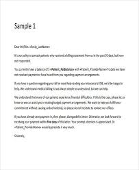 Medical Collection Letter Template1