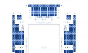 Geffen Playhouse Theater Seating Charts Geffen Playhouse