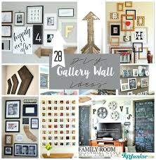 gallery wall ideas diy gallery wall ideas jpg gallery wall ideas behind couch