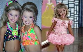 child beauty pageants lancer lines a child beauty pageant is a contest where