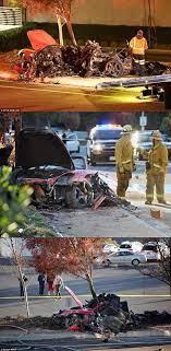 ポール ウォーカー 事故 画像