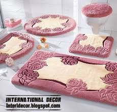 attractive bathroom rug set 25 best image on more than 10 of the latest model in many color and style with modern stylish r 3 piece bed bath