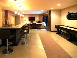 Finish Basement Design Cool Basement Floor Finishing Ideas Lovable Finished Basement Flooring