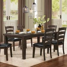 attractive ideas real wood dining room sets wonderful solid table and chairs good