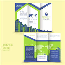3 column brochure 3 fold brochure design templates igotz org