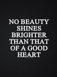 Inspirational Quotes For Beauty Best Of Bible Inspirational Quotes Good Heart Shines Brighter Than Beauty