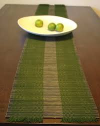 best bamboo table runner ideasoffice and bedroom
