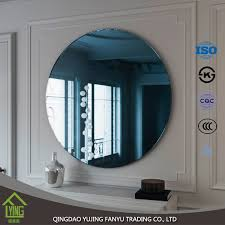 china clear sheet glass colored mirrors with low