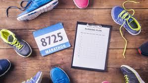 A Training Schedule For Marathon Beginners Active