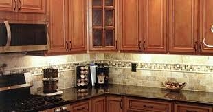backsplash ideas for black granite countertops. Black Granite Countertops With Tile Backsplash For Minimalist Ideas
