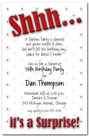 surprise birthday party invite shhh red polka dot party ideas pinterest birthday party