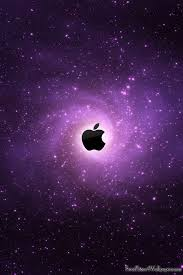 dark purple iphone wallpaper posted by