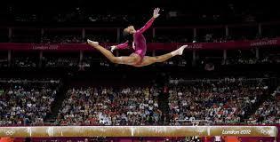 us gymnast gabrielle douglas performs on the balance beam during artistic gymnastics womenu0027s individual all vault gabby douglas l32 vault