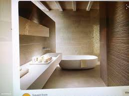 Rustikale Badezimmer Fliesen