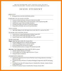 resume example for high school graduate 8 recent high school graduate resume the stuffedolive restaurant