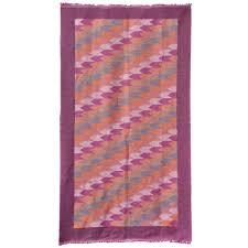 purple throw rugs large vintage ethnic pattern orange purple throw rug from for dark purple throw rugs