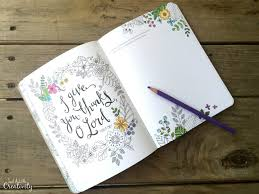 journal coloring book