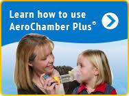 Aerochamber Age Chart Aerochamber Plus Flow Vu Official Site