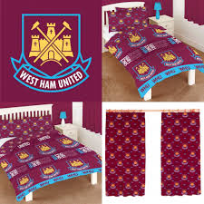 Octonauts Bedroom Wallpaper West Ham United Fc Football Bedroom Accessories Choose One Or