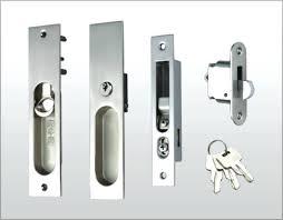 Pocket Door Lock With Key Lovable Keyed Locking Hardware Plain Sliding Locks Handles Lever Handle To Emtek