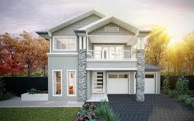 Hampton Style Home Designs Nsw New Home Builders Iris 32 Double Storey Home Designs