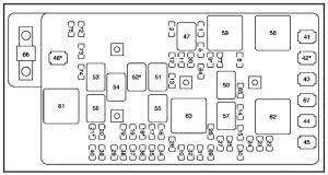chevrolet colorado 2004 fuse box diagram auto genius chevrolet colorado 2004 fuse box diagram