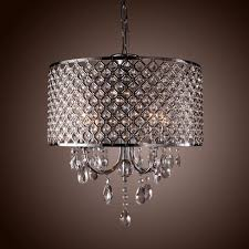 endearing silver mist hanging crystalum shade chandelier by magnificent modern white pendant lighting archived on three