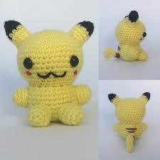 Crochet Pokemon Patterns Custom Design Ideas