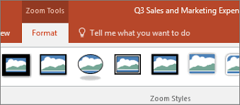 The Zoom Use Zoom For Powerpoint To Bring Your Presentation To Life
