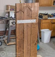 diy sofa table. How To Build A Rustic Sofa Console Table Diy