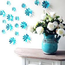 flower wall art decor flower wall art decor large bathroom metal flowers ceramic flower wall wedding flower wall art