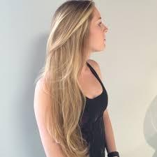 Extra Long Blonde Balayage Hairstyles 2017