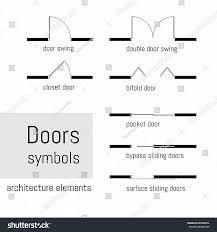 floor plan symbols. Luxury Symbol For Window In Floor Plan Of Symbols