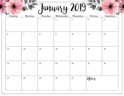 Free Clander The Cozy Red Cottage Free 2019 Calendar Printable