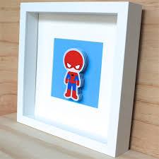 spiderman 3d frame