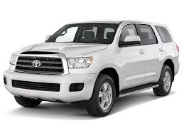 2013 Toyota Sequoia Reviews and Rating | Motor Trend