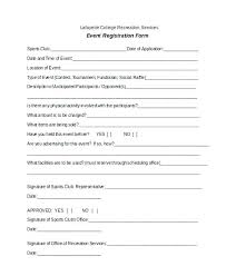 Student Registration Form Template Free Download Registration Form Template Free Download Free Registration Form